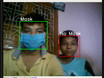 Face Mask Detection using OpenCV and TensorFlow