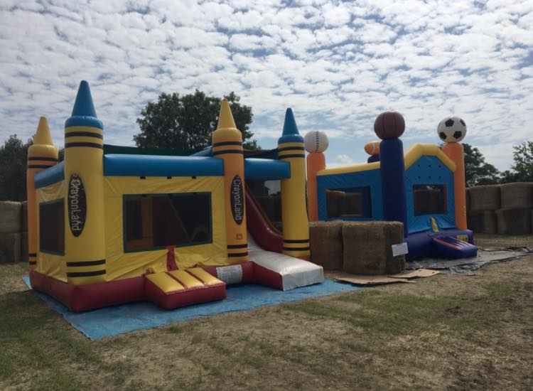 Bounce Houses 2017