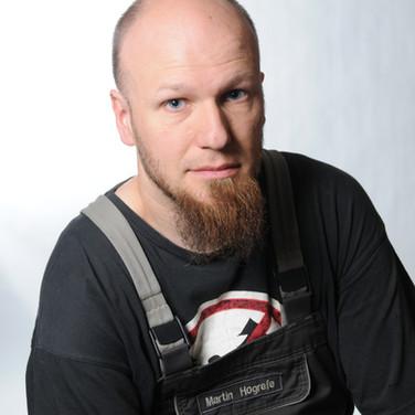 Martin Hogrefe Servicetechniker