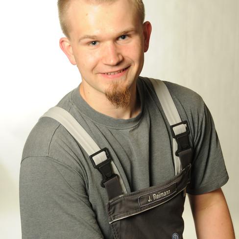Jonas Reimann KFZ-Mechatroniker