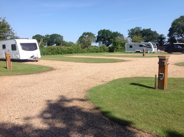 Jaydene Adult only touring caravan park Lowestoft