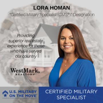 Lora Homan CMS designation pic.png