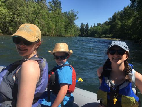 Day Trip - McKenzie River Oregon