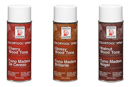 Wood Tone Spray