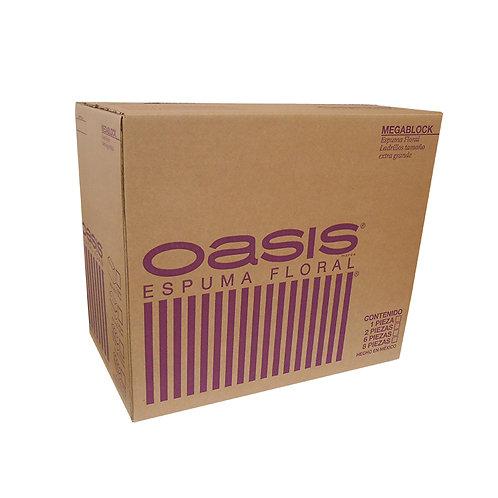 Espuma floral OASIS® Megablock