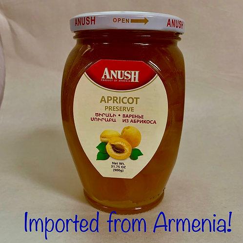 Anush Apricot Preserve