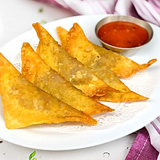 Curry Fried Wonton (5 Pieces)