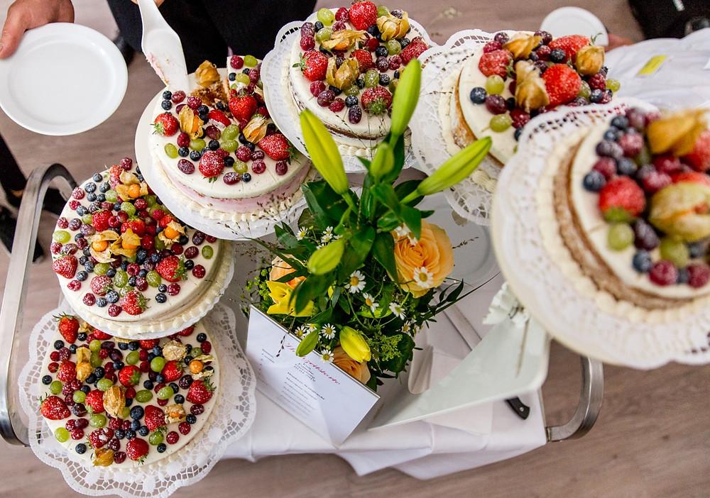 Hochzeitstorte Grosse