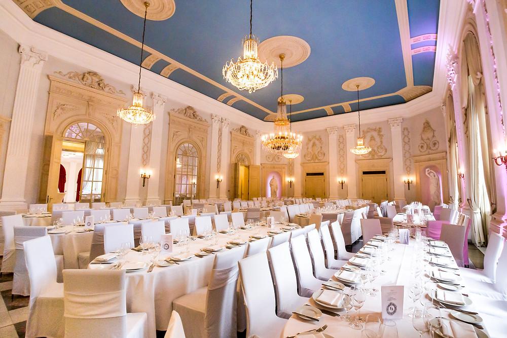La Redoute in Bonn Speise Saal Innenbereich