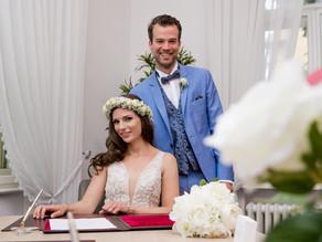 Hochzeiten in Berlin Brandenburg während der Corona-Virus-Pandemie