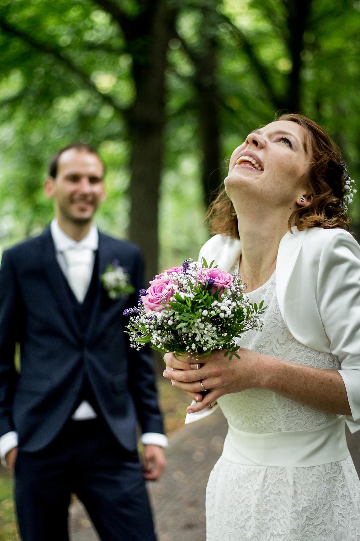 Brautpaarshooting Volkspark Pankow