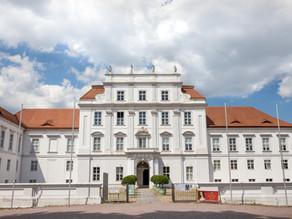 Die Orangerie im Schlosspark Oranienburg
