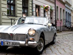 Und wenn unsere Hochzeit nicht innerhalb Berlins stattfindet?