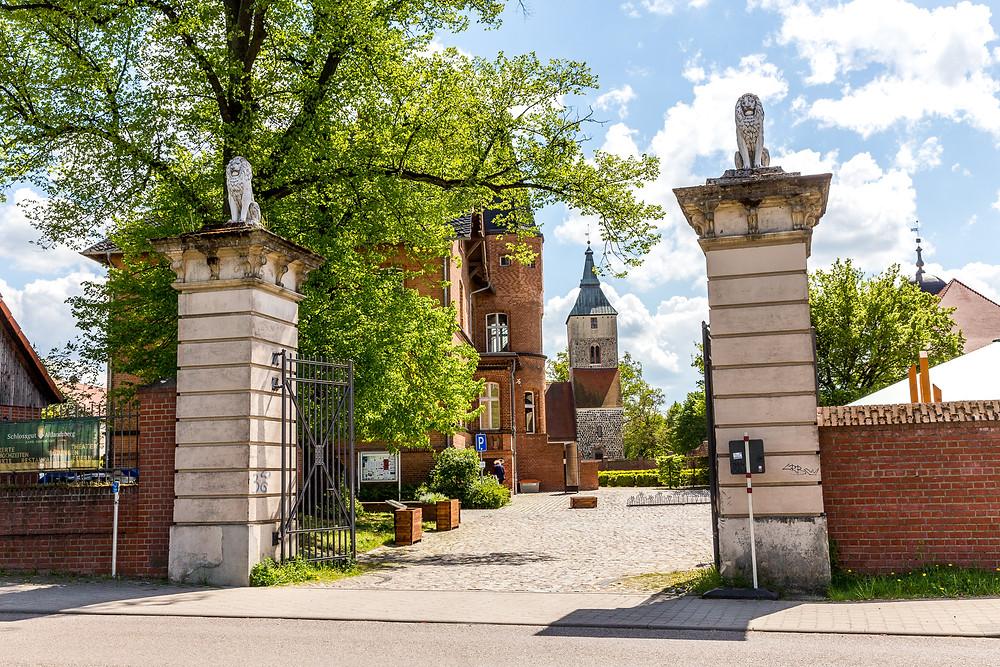 Standesamtliche Trauung Brandenburg - Schlossgut Altlandsberg - Hochzeit & Heiraten