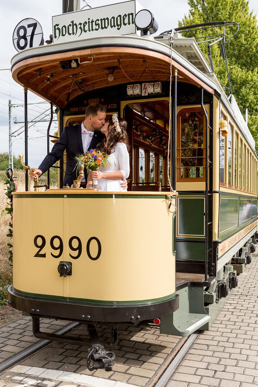 Straßenbahn Mieten hochzeit berlin