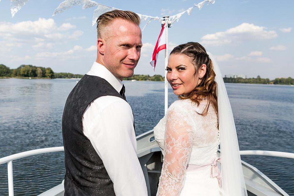 Hennigsdorf auf einem Schiff heiraten