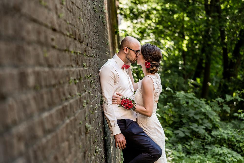 Brautpaar zitadelle Spandau