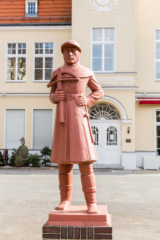 Skulptur Hochzeitslocation Berlin Villa Schützenhof