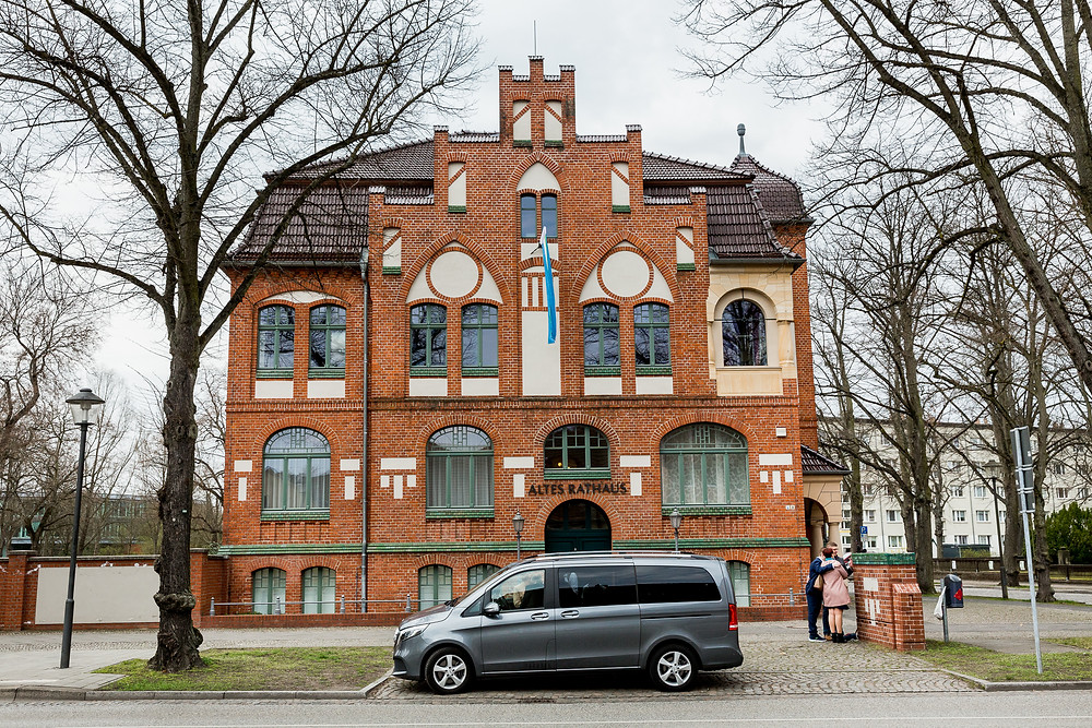 Standesamt Hennigsdorf (Altes Rathaus) Fassade