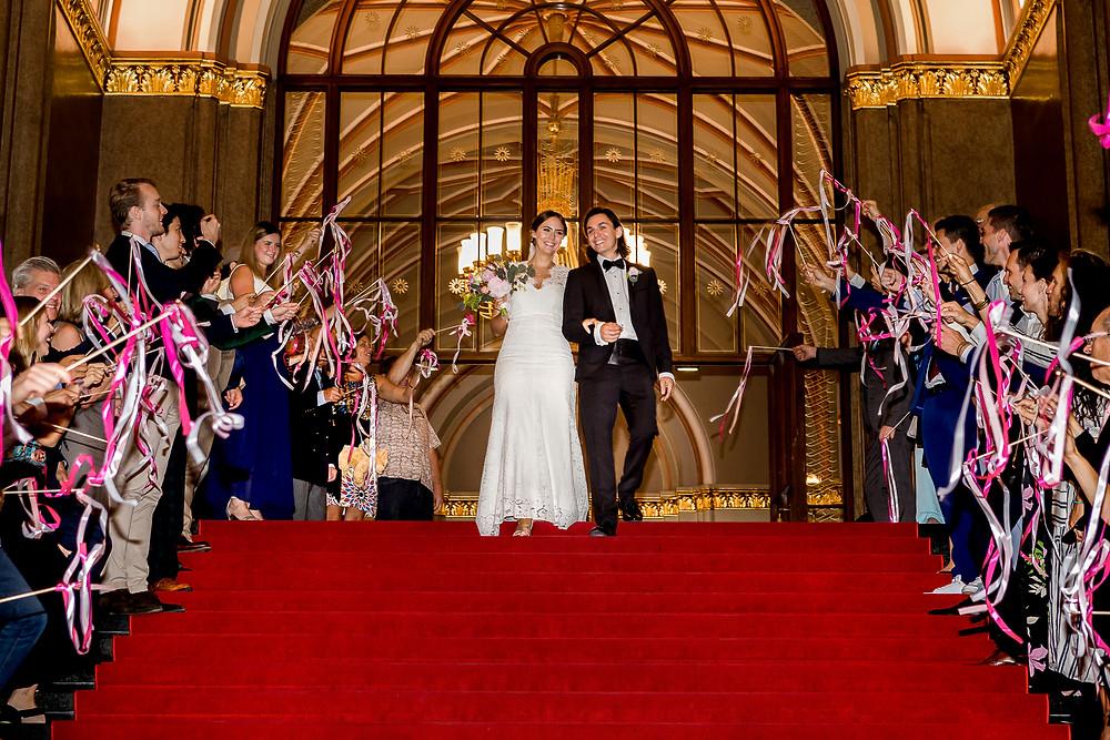 Brautpaar Rote Rathaus
