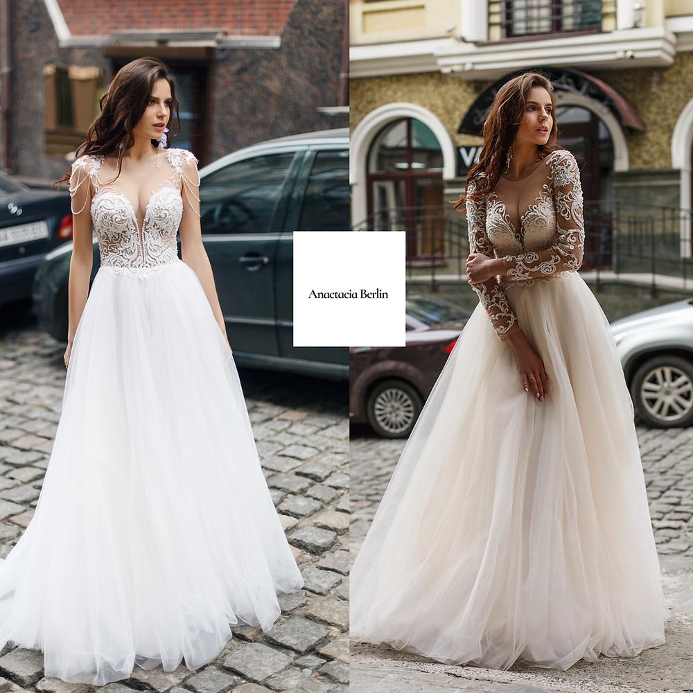 Anactacia Berlin Braut Mode Hochzeitskleid