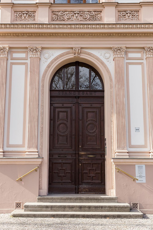 Standesamt Charlottenburg Villa Kogge Ausserbereich