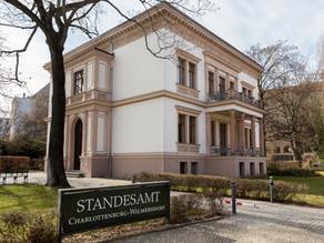 Standesamt Charlottenburg (Villa Kogge)