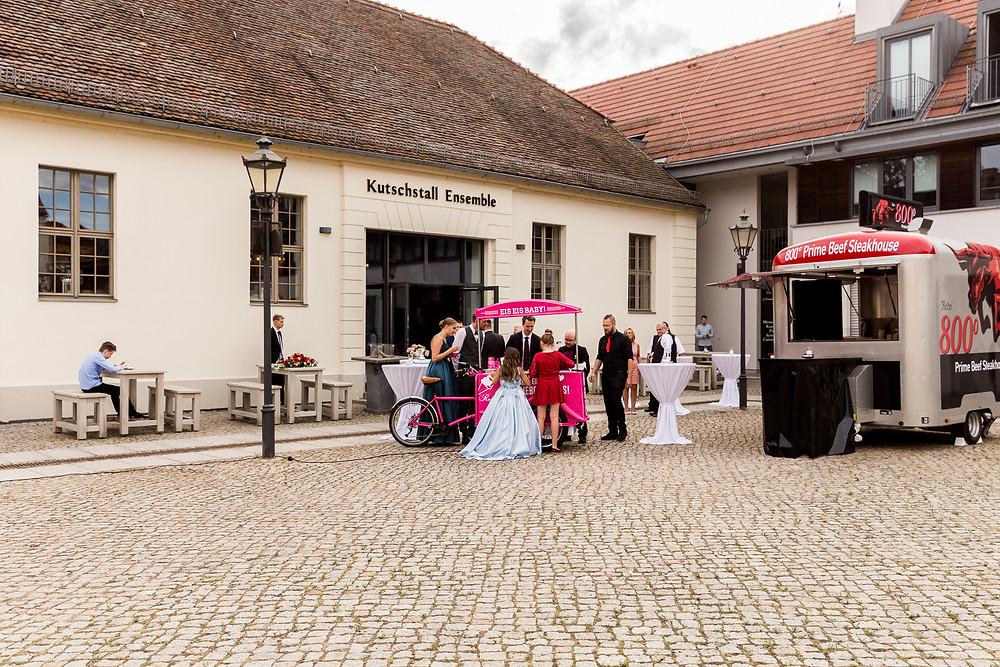 Kutschstall Hofmeister potsdam ausserbereich