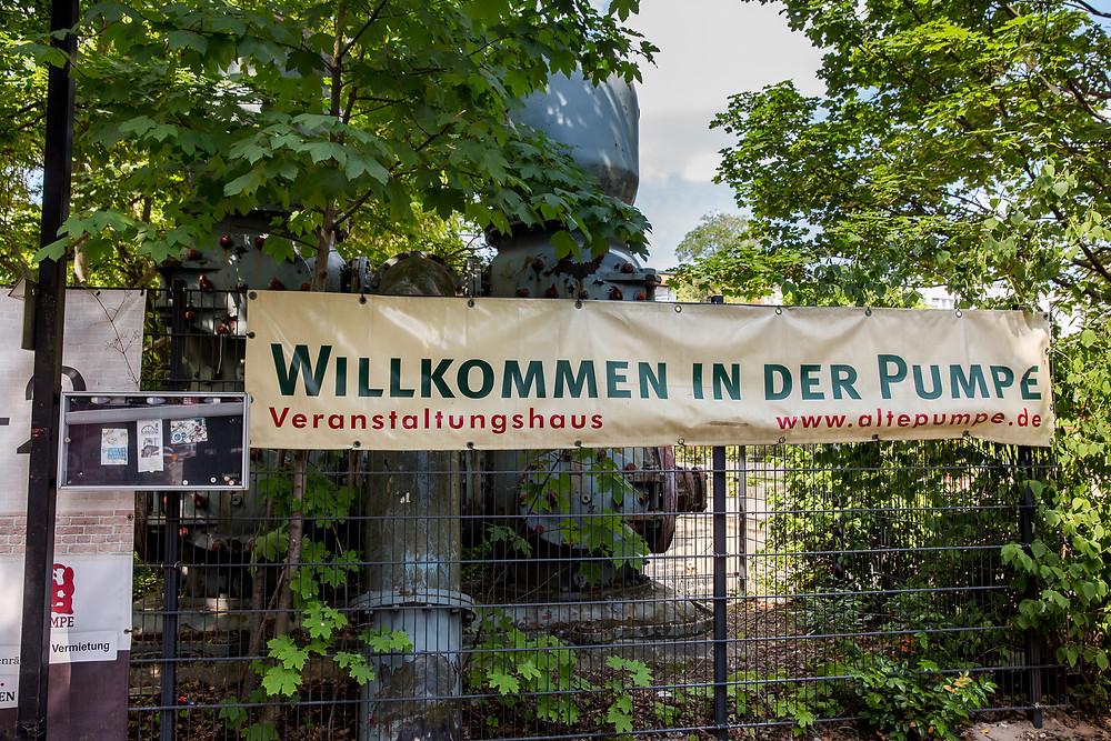 Hochzeitsfeier Location Alte Pumpe