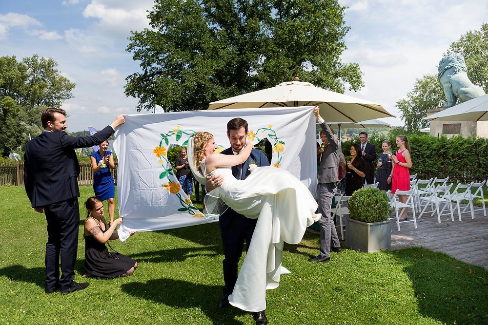 Die schönsten Hochzeitslocations für eure Freie Trauung Berlins #3 - Haus Sanssouci