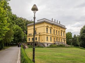 Standesamt Märchenvilla (Eberswalde) - 57km von Berlin entfernt