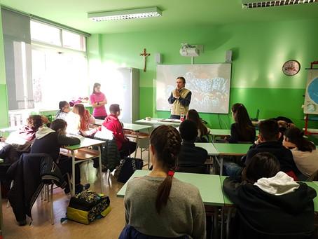 EAS Educazione allo Sviluppo - Ricominciano gli incontri con le Scuole