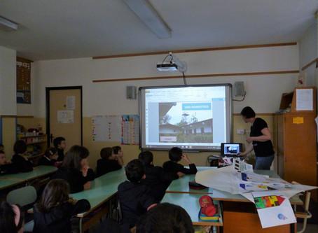 EAS Interessante percorso con le scuole primarie di Peveragno (CN)