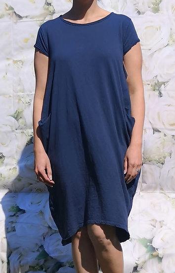 Pocket T-Shirt Dress