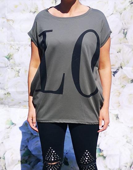 Oversized LOVE T-Shirt