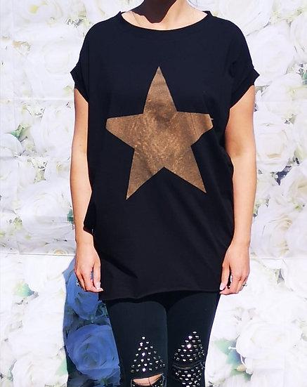 Star Oversized T-Shirt