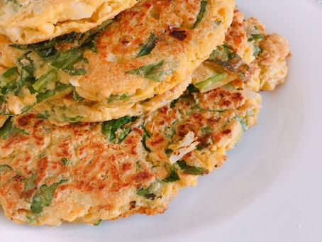 Chickpea Pancakes Recipe