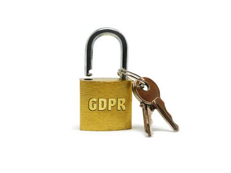 Loi sur la protection des données - GDPR