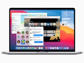 macOS 11 Big Sur recommandé