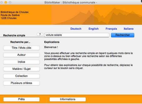 Gérez vos documents d'entreprise avec BiblioMaker