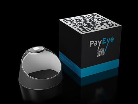 PayEye-Scanner für die Erfassung von Kreditorenrechnungen