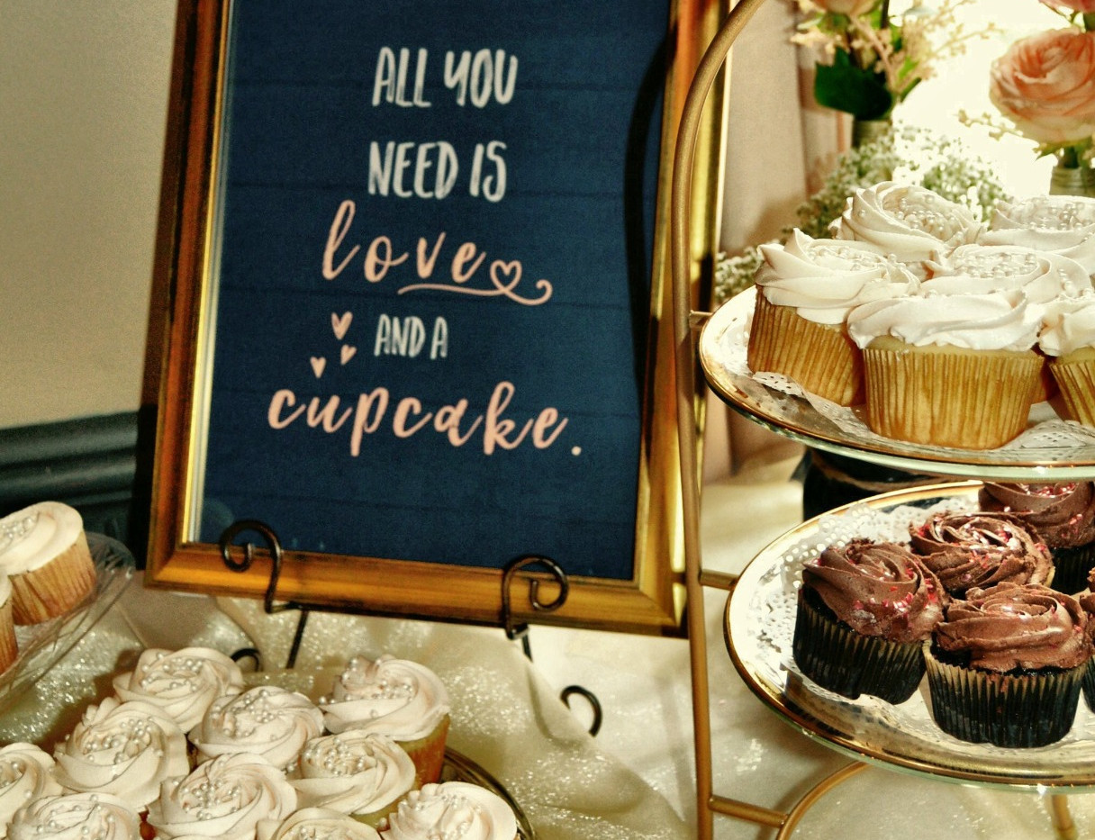 wedding, day of coordination, dessert bar