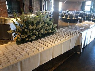 wedding, day of coordination, placecards, reception