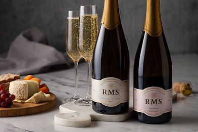 RMS Sparkling Wine - ROCO Winery
