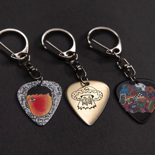 Pick became Keychain