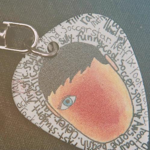 [Wonder] Pick Necklace