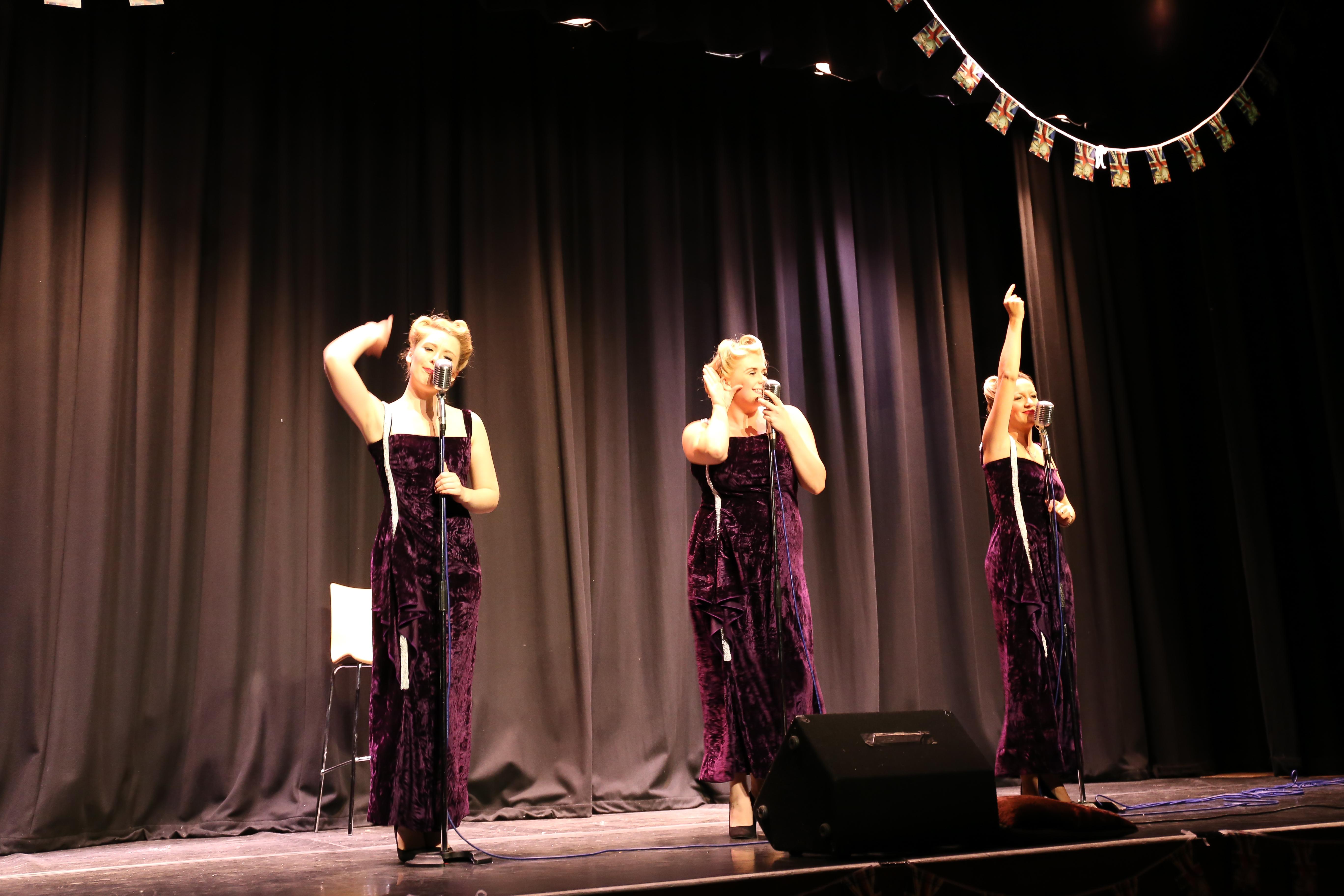Memphis Belles Leighton Buzzard-13
