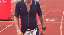 Interview with Team GB Athlete Tom Upfold - Top 5 tips for Triathlon