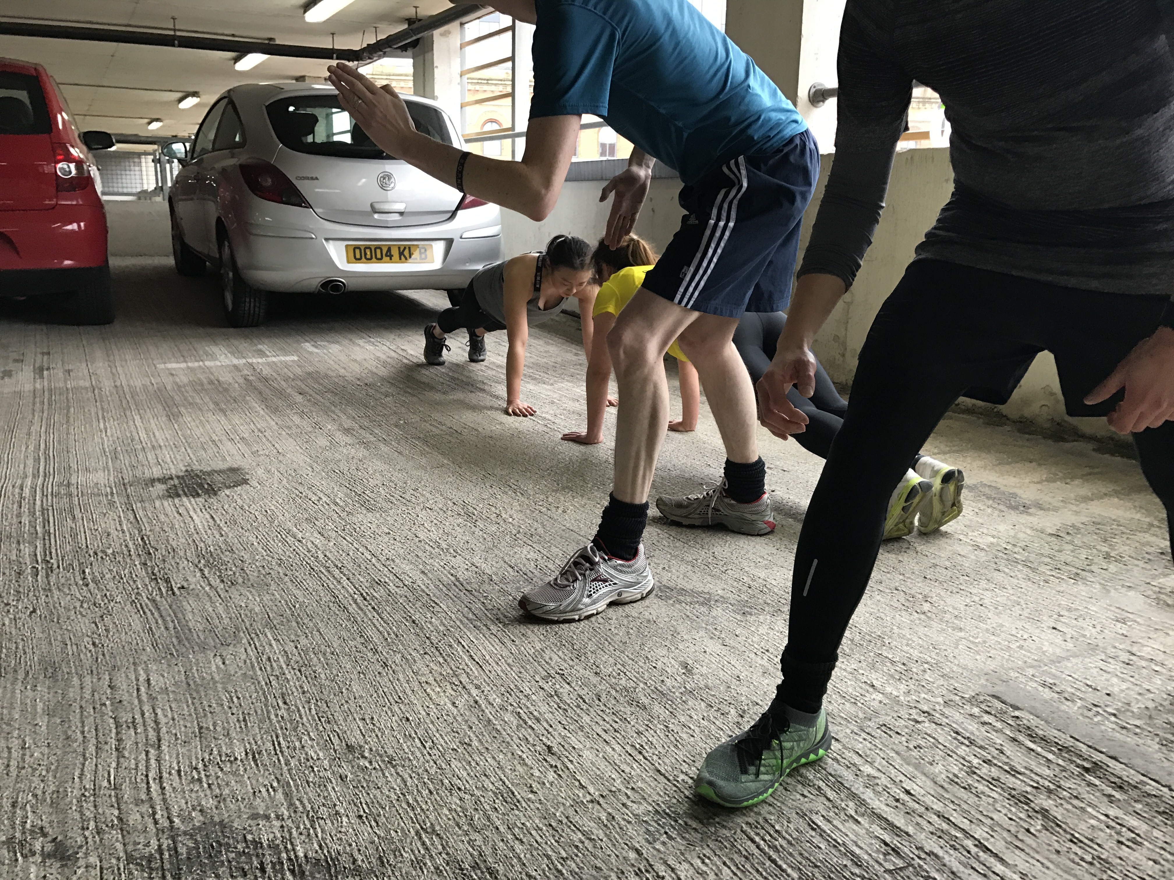 HIIT Personal Training Manchester