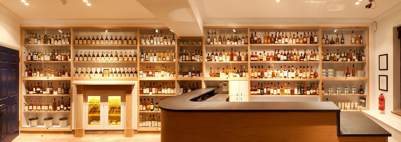 Soho Whisky Club Bar